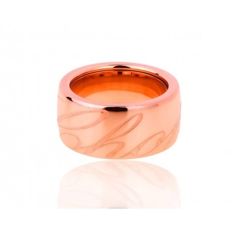 Золотое кольцо Chopard Chopardissimo