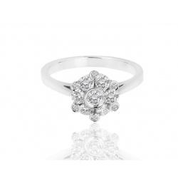 Золотое кольцо с бриллиантами Carl Bucherer