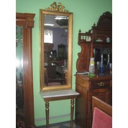 Зеркало с консолью ( Лот №20784 )