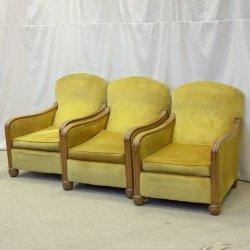 Антикварные клубные кресла