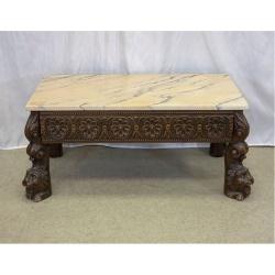 Антикварный столик для вина