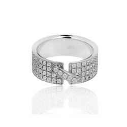 Кольцо с бриллиантами Chaumet Liens