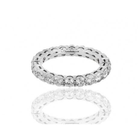 Платиновое кольцо 1.92ct Tiffany&Co