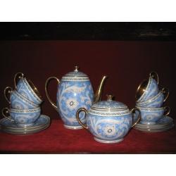 Сервиз чайный чехословацкий