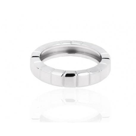 Солидное золотое кольцо Chopard Ice Cube