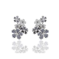 Прелестные серьги с бриллиантами Fani