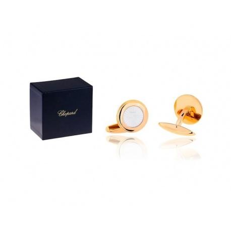 Превосходные золотые запонки Chopard