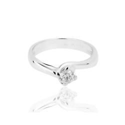 Кольцо с бриллиантом 0.31ct Damiani Beauty