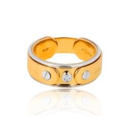 Baraka - солидное кольцо с бриллиантом
