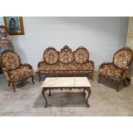 """Винтажный комплект мебели """"Венеция"""""""