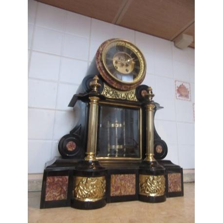 Каминные антикварные часы
