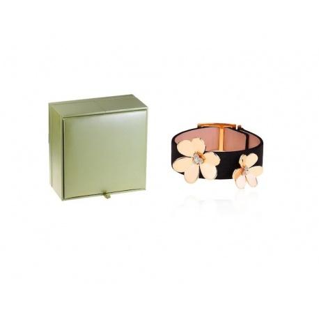 Шикарный браслет с бриллиантами Van Cleef&Arpels