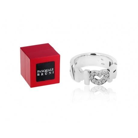 Золотое кольцо с бриллиантами Паскаль Бруни Амор