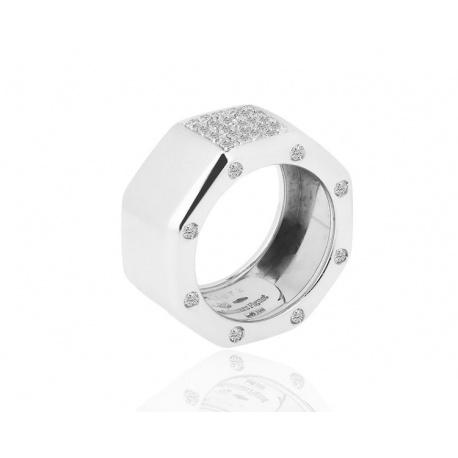 Солидное кольцо с бриллиантами Audemars Piguet