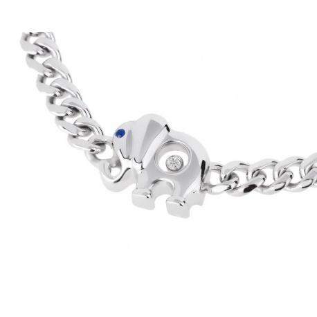 Идеальный золотой браслет с бриллиантами Chopard