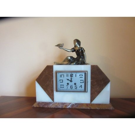 Часы каминные Робер Монтаржи