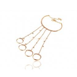 Слейв браслет с бриллиантами Casato