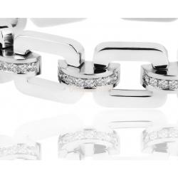 Роскошный браслет с бриллиантами Chopard