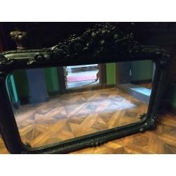 Зеркало Барокко в темной раме