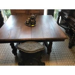 Раздвижной бретонский стол