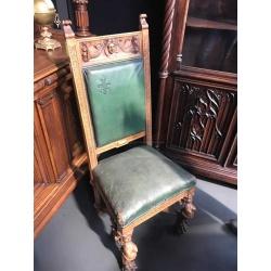 Антикварное кресло 1860 год