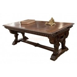 Старинный письменный стол 1880 год