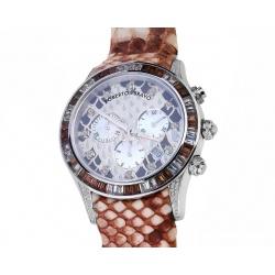 Часы с бриллиантами Roberto Bravo