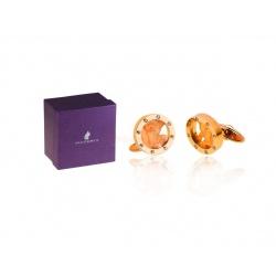 Солидные запонки с бриллиантами Magerit