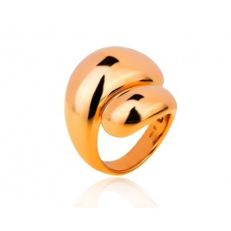 Шикарное золотое кольцо De Grisogono