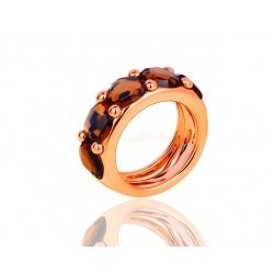 Массивное золотое кольцо Pomellato Narciso