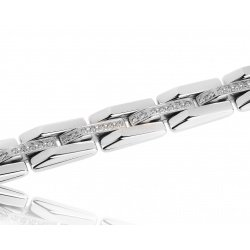 Солидный браслет с бриллиантами Chimento