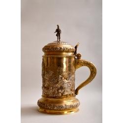 Пивная кружка ( Лот MH 1484 )