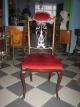 Комплект стульев в стиле чипендейл