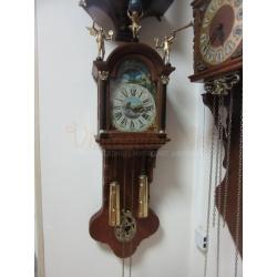 Часы винтажные Franz Hermle
