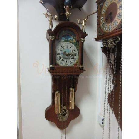 Часы винтажные Franz Hermle ( Лот AL 2412 )