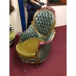 Рекамье кушетка с креслами