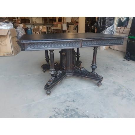 Антикварный раскладной стол