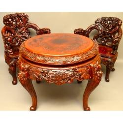 Комплект антикварной мебели из Японии