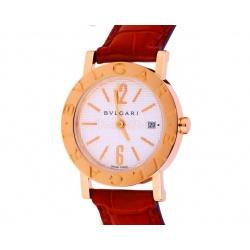 Золотые часы Bvlgari