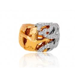 Великолепное кольцо с бриллиантами 0.50ct
