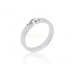 Оригинальное кольцо Chaumet из белого золота