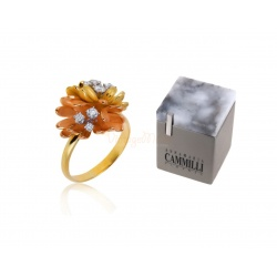 Кольцо с бриллиантами Annamaria Cammilli