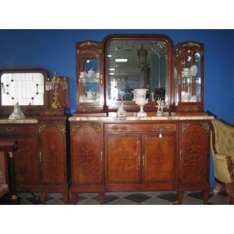 Гарнитур столовый старинный 1905 год