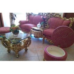 Комплект мягкой мебели для гостиной