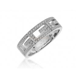 Кольцо с бриллиантами 0.44ct Gucci