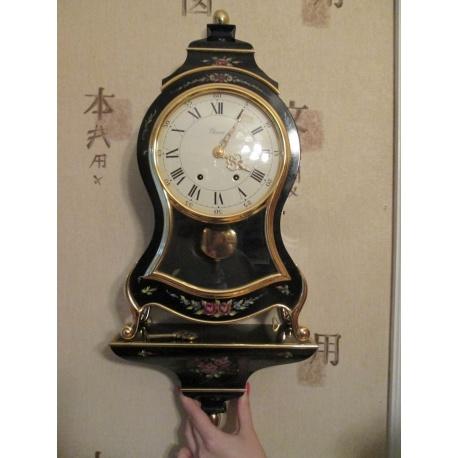 Антикварные часы в стиле Буль ( AL 0327 )