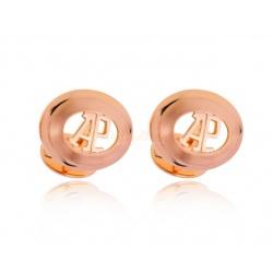 Золотые запонки Audemars Piguet