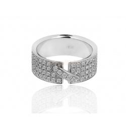 Золотое кольцо с бриллиантами 1.02ct Chaumet Liens