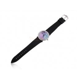 Стальные часы с бриллиантами 0.56ct Korloff