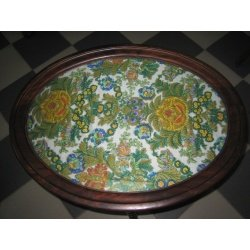 Столик - поднос с росписью